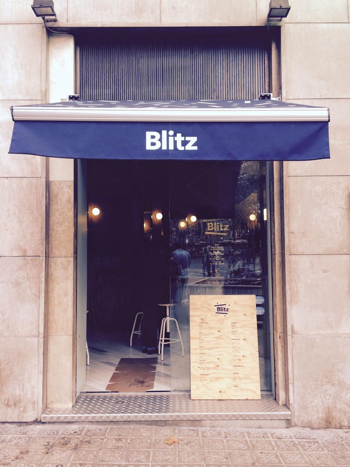 Sandwich Bar Barcelona