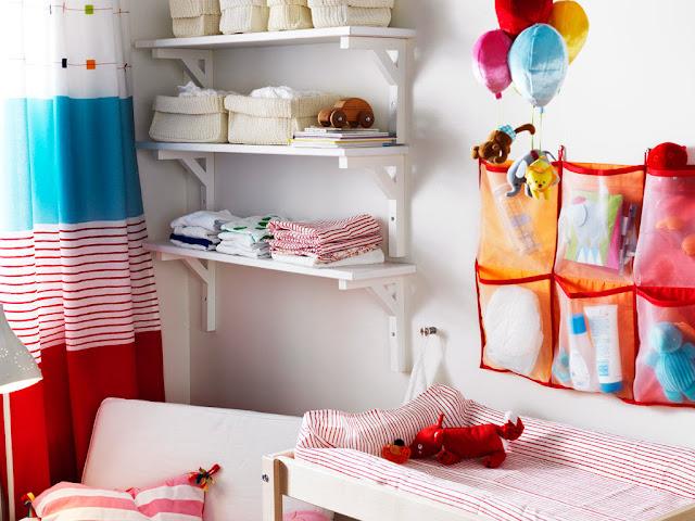 Мелочи декора для детской
