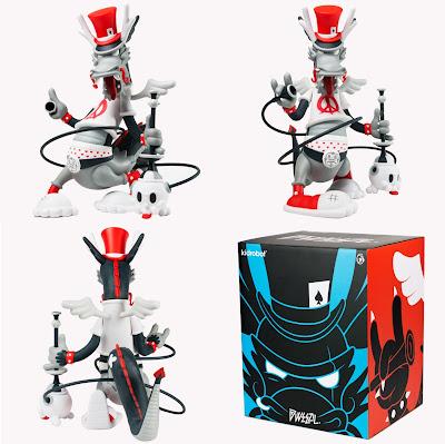 Kidrobot - Dweezil Dragon Red Edition Vinyl Figure by Kronk