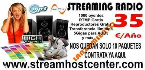 """Ofertas ""STREAM HOST CENTER"