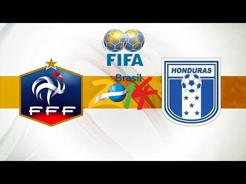 Prediksi Perancis vs Honduras