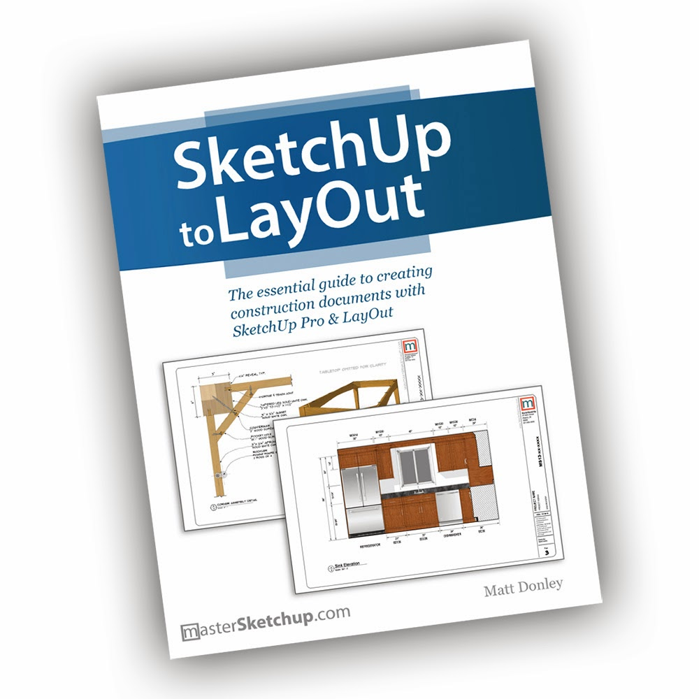 SketchUp Books in Enhanced PDF