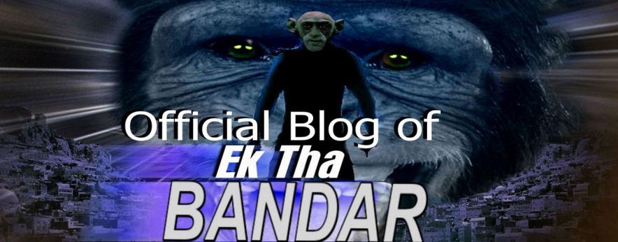 Ek Tha Bandar
