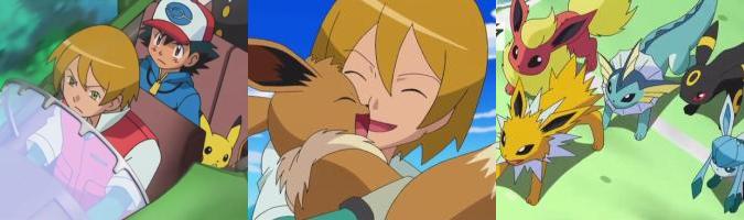 Pokemon Aventuras en Unova - Capitulo 5 - ¡El equipo Eevee y la brigada de rescate Pokémon!