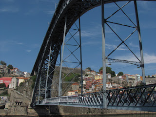 Ponte D Luis I bridge photo by Joao Pires