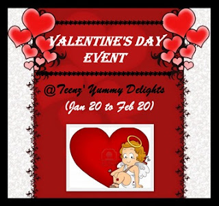 Valentines Day event @Teenz Yummy Delights