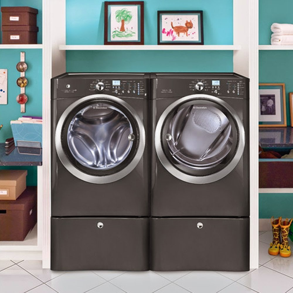 electrolux washer reviews. Titanium Electrolux Washer And Dryer With Pedestals Reviews U