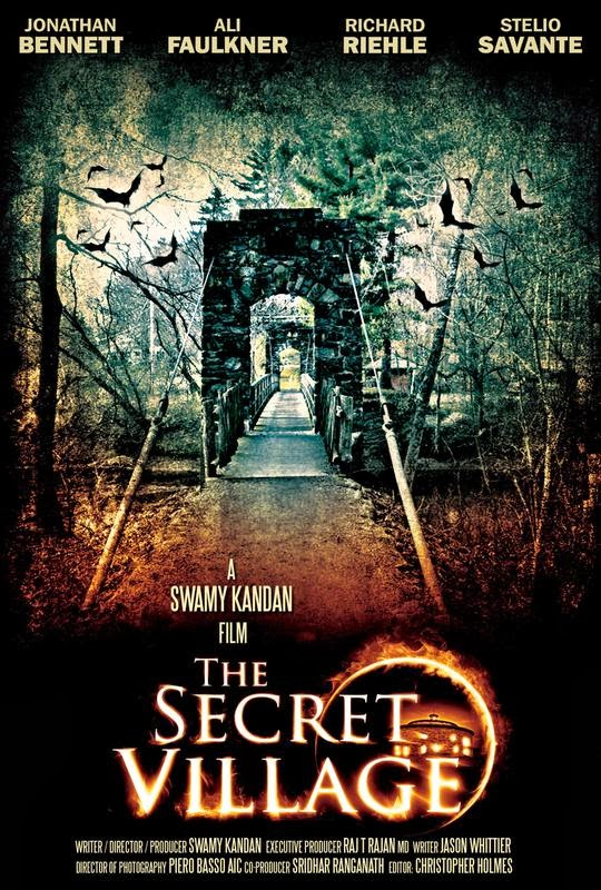 The Secret Village  BRRip