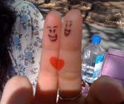 Somos felices Como somos. :)