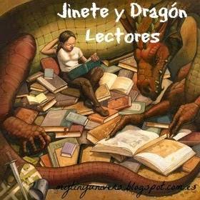 Jinetes y dragones lectores.