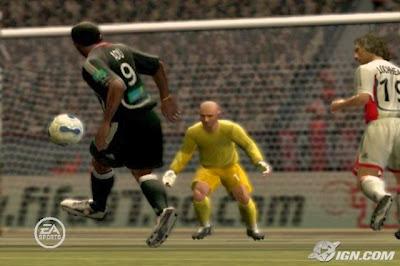 شرح تحميل وتتبيث لعبة FIFA 07 مضغوطة بحجم 1.2 GB