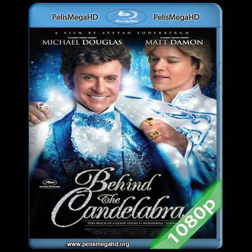 BEHIND THE CCANDELABRA (2013) 1080P HD MKV ESPAÑOL LATINO