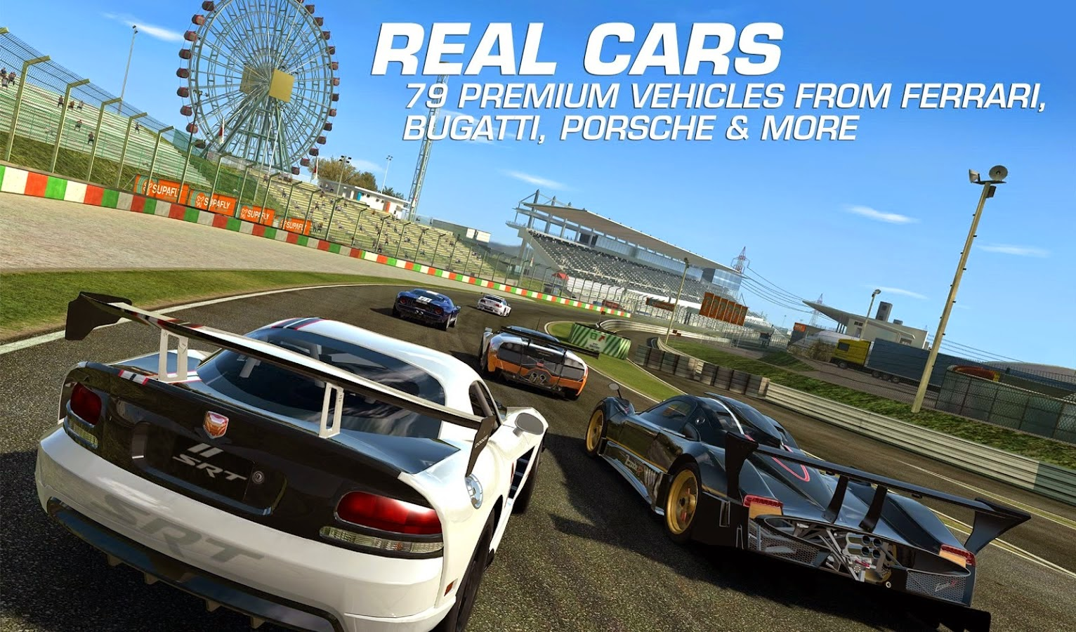 Real Racing 3 v2.2.0 (2.2.0) APK Android Game | Download