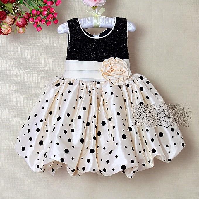 modelo de vestido para criança - foto