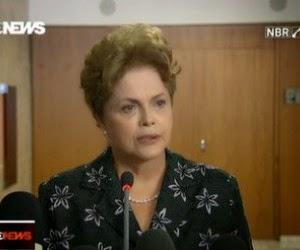 'Não tem reforma ministerial', diz Dilma após demissão de Cid Gomes