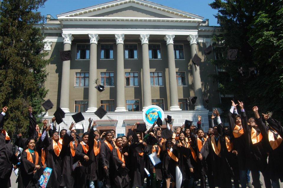 Ukrayna da eğitim