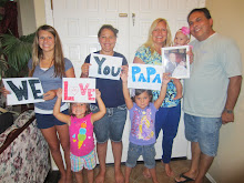 We love you Papa!