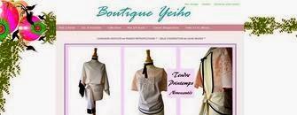 La boutique YEIHO en ligne