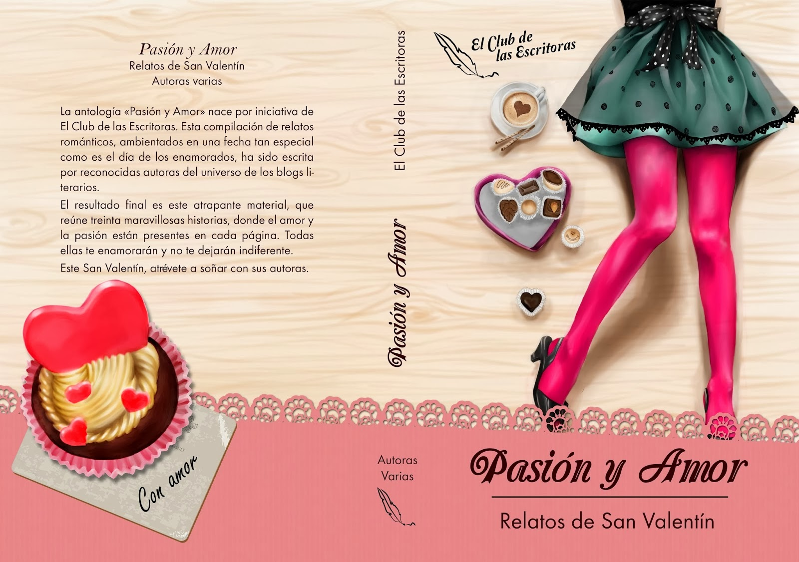 Antología Pasión y Amor
