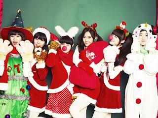 T-ara Christmas Bo Peep Bo Peep Pics