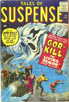 Tales of Suspense #12, Gor-Kill