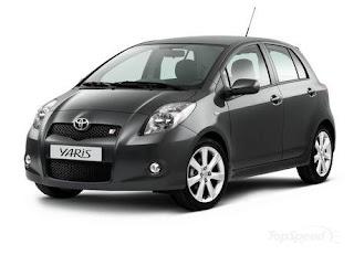2007 Toyota Yaris TS 1.8 Dual VVT-i