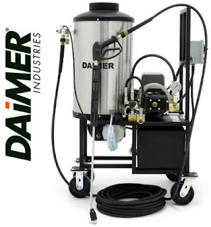 Powerful Pressure Washer