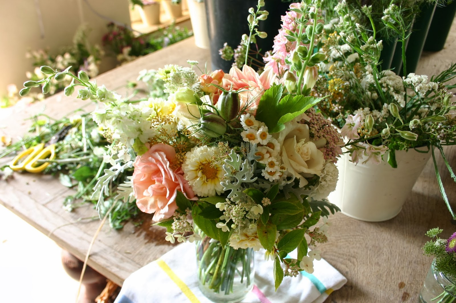 The best of our strictly seasonal english country wedding flowers by was this my favourite brides bouquet of last year izmirmasajfo