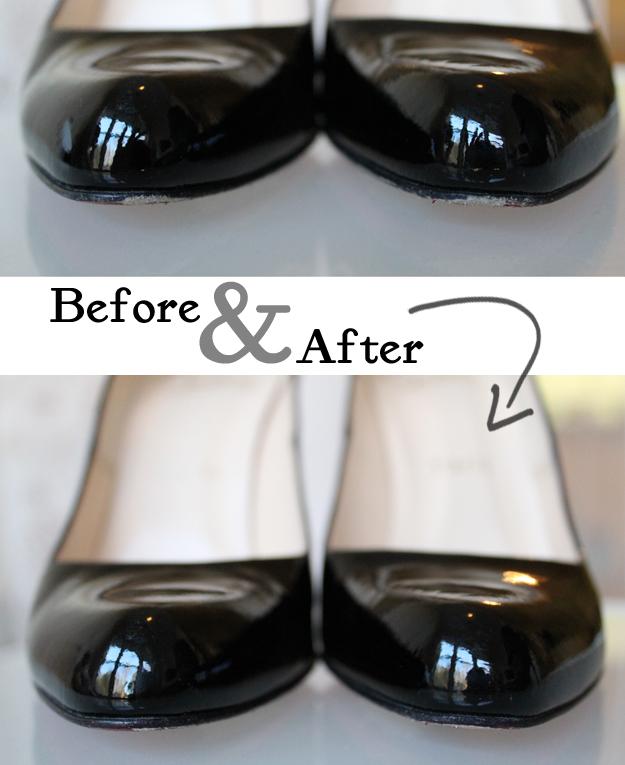 the dapper bun diy style simple at home shoe repair
