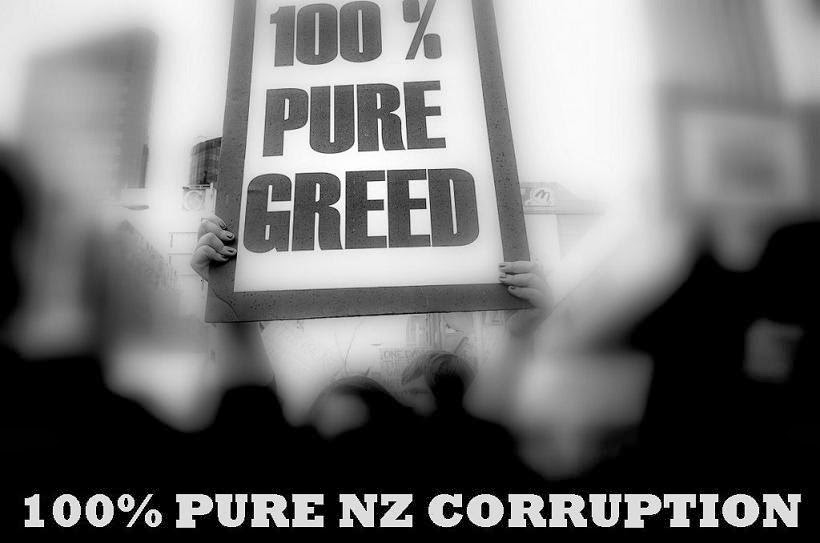100% pure NZ corruption