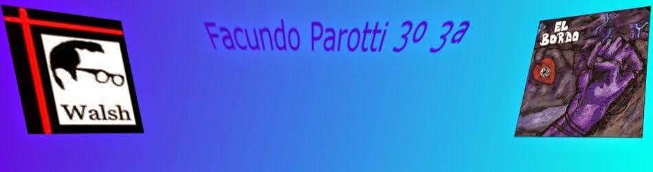 Facundo Parotti