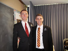 Elder Foster & Elder Smith