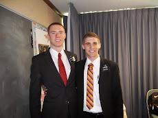 Elder Foster & Elder Smith