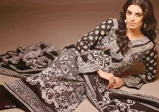 Sitara Sofia Khaddar Dresses