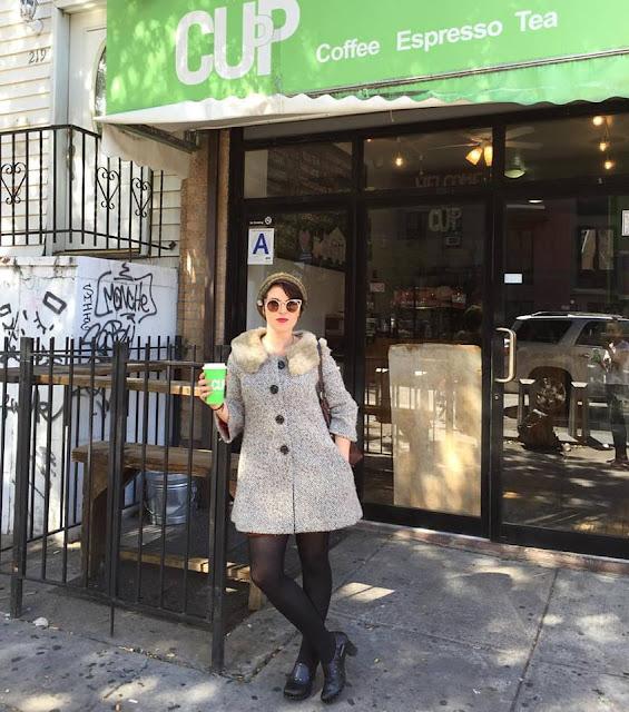 Cup Coffe Shop in Brooklyn