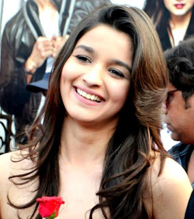 aliaa bhutt beautiful smile