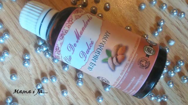 Olej ze słodkich migdałów - Mydlarnia Li-La - Kosmetyki Naturalne