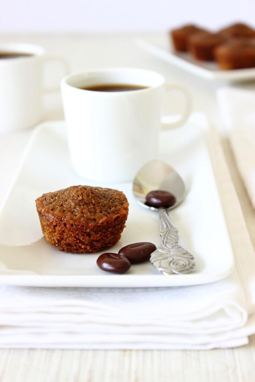Mini koffiecakejes