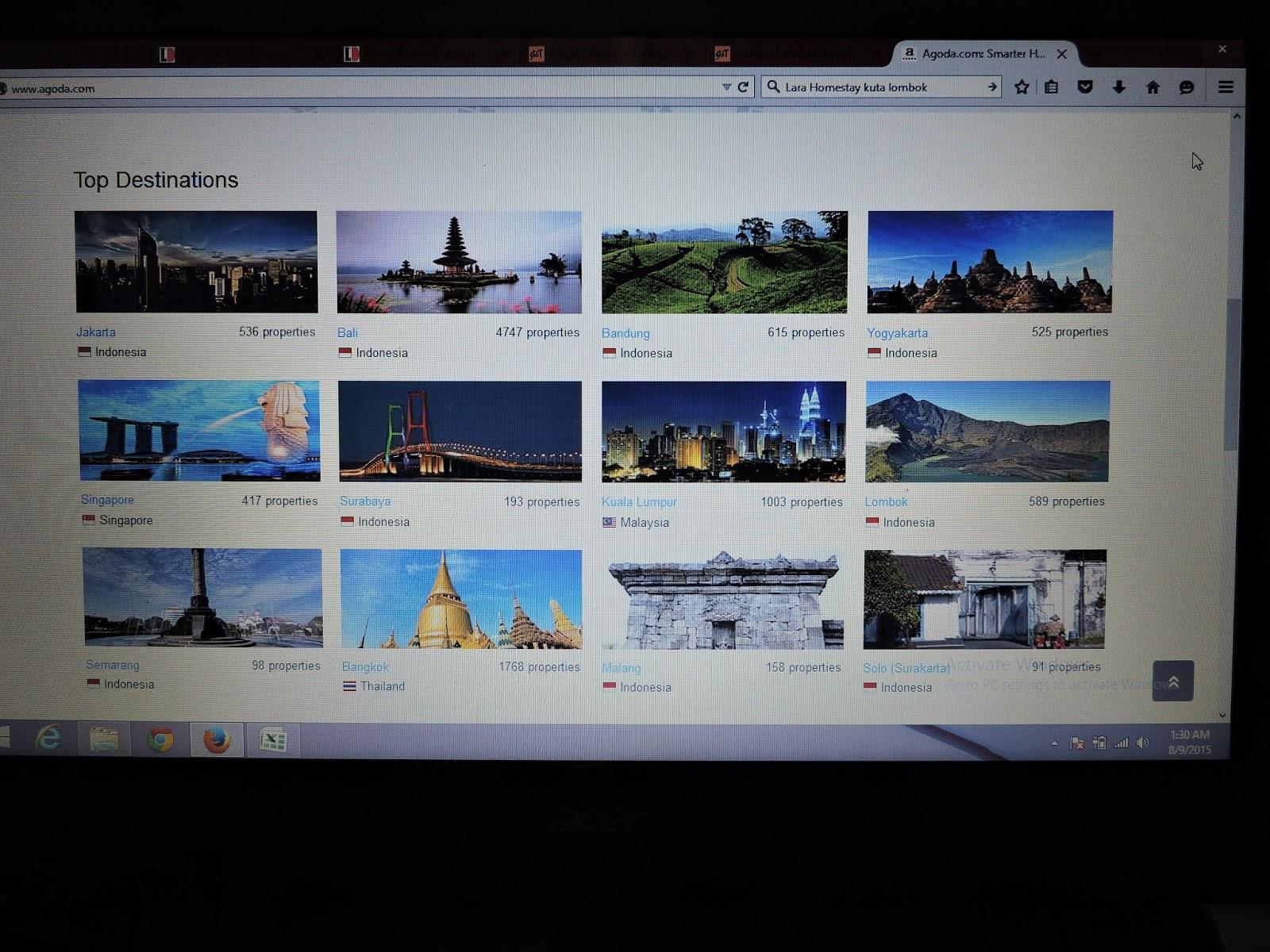 Bagaimana membangun situs seperti Agoda.com ~ Solusi