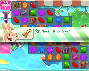 how to make wrapped candy in candy crush level 245