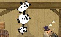 3 Panda Ailesi Oyunu