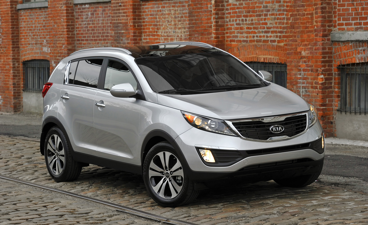 2011 kia sportage review cars news review. Black Bedroom Furniture Sets. Home Design Ideas