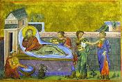 Η Γέννηση της Παναγίας