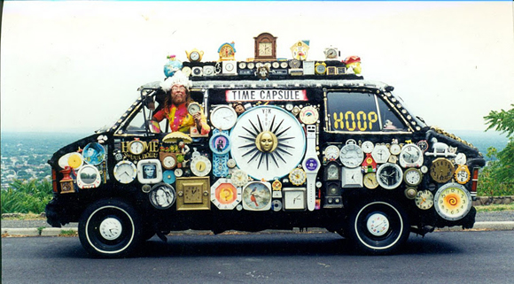 Hoop Time Capsule art van