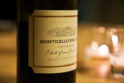 Monticello Vineyards Pinot Noir