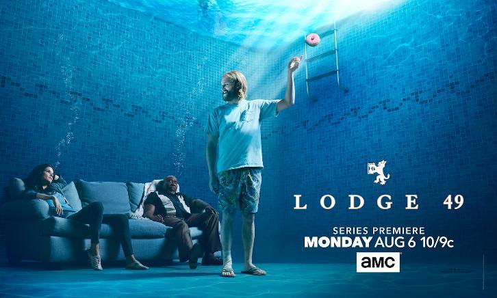 Lodge 49 1x03 Espa&ntildeol Disponible