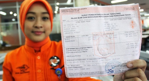 Pajak PBB Untuk Buruh, PNS, TNI/POLRI dan Rakyat Miskin Akan Dihapus