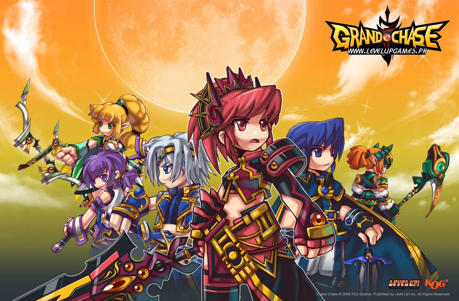 Grand Chase Online