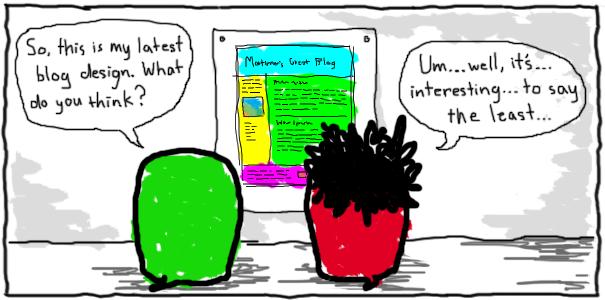 Mo's ugly blog