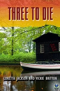 THREE TO DIE NEW YA THRILLER